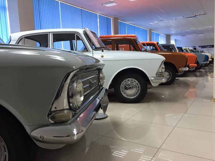 Музей ижевского автозавода