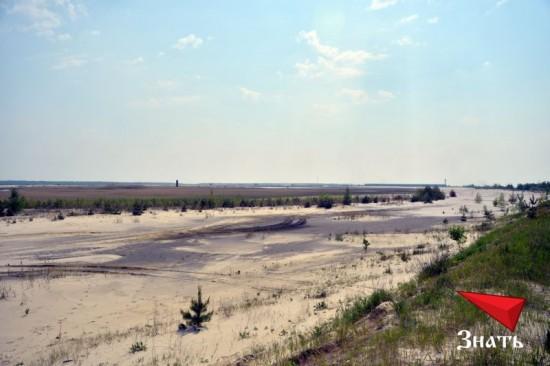 Хвостохранилище - технологическое озеро, где складируют отвальные отходы обогащения полезных ископаемых.