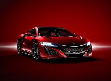Новый Acura NSX будет представлен на Monterey Automotive Week