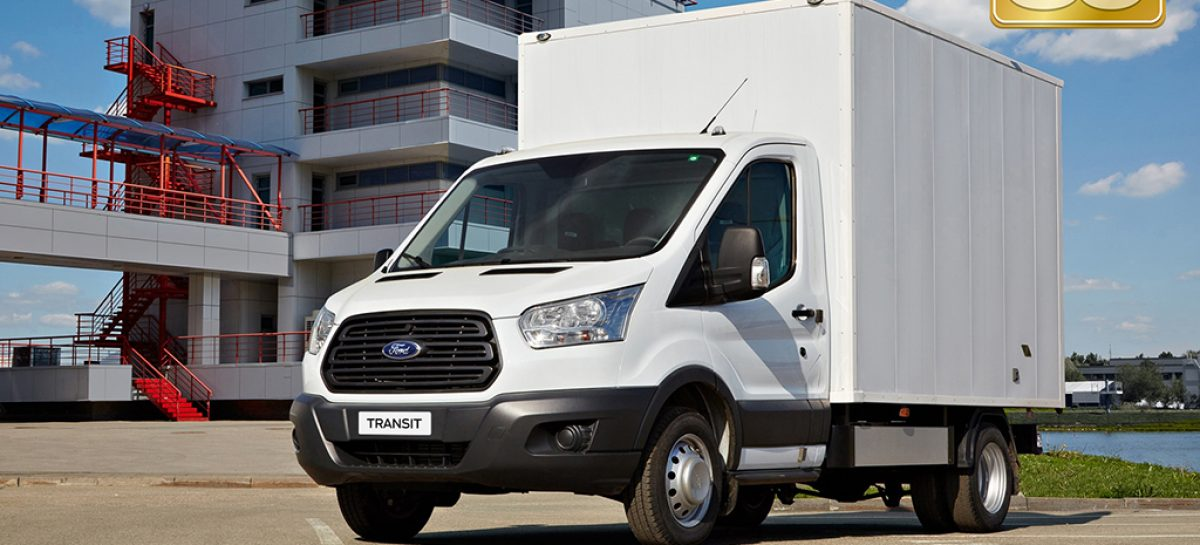 Ford Sollers начал прием заказов на фургоны на базе нового Transit