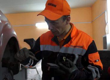Колодки Quattro Freni в работе