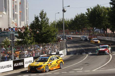 Этап WTCC в Португалии прошел драматично