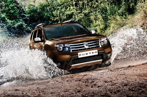 Renault Duster – неубиваемый кроссовер-проходимец