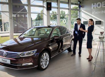 Volkswagen презентует Passat восьмого поколения в парке Музеон