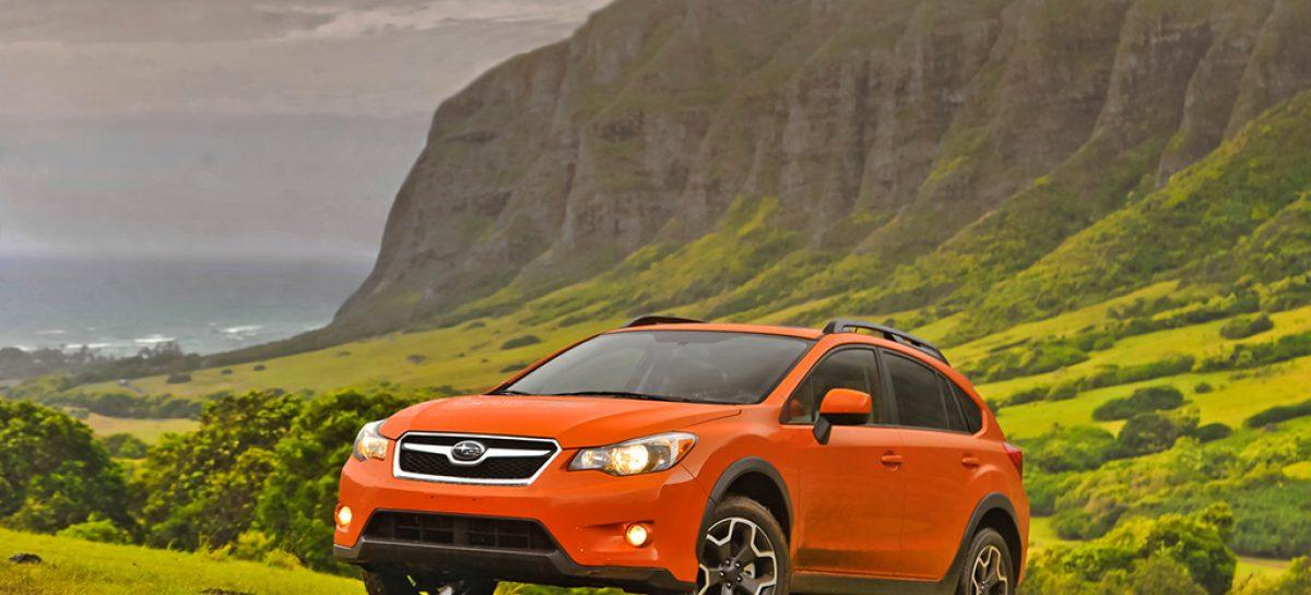 Subaru сообщил, когда в России появится новый кроссовер