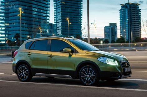 Безопасность Suzuki SX4 тянет на пятерку