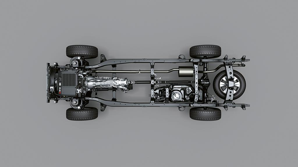 Toyota Hilux восьмого поколения 2015