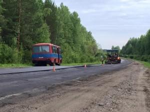 Трасса от Костромы