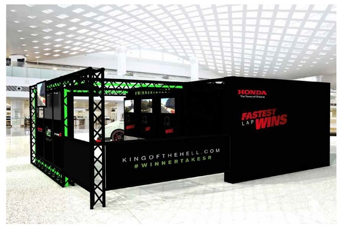 Виртуальные симуляторы Honda Civic Type R