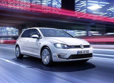 Volkswagen Golf GTE отмечен за инновационный привод