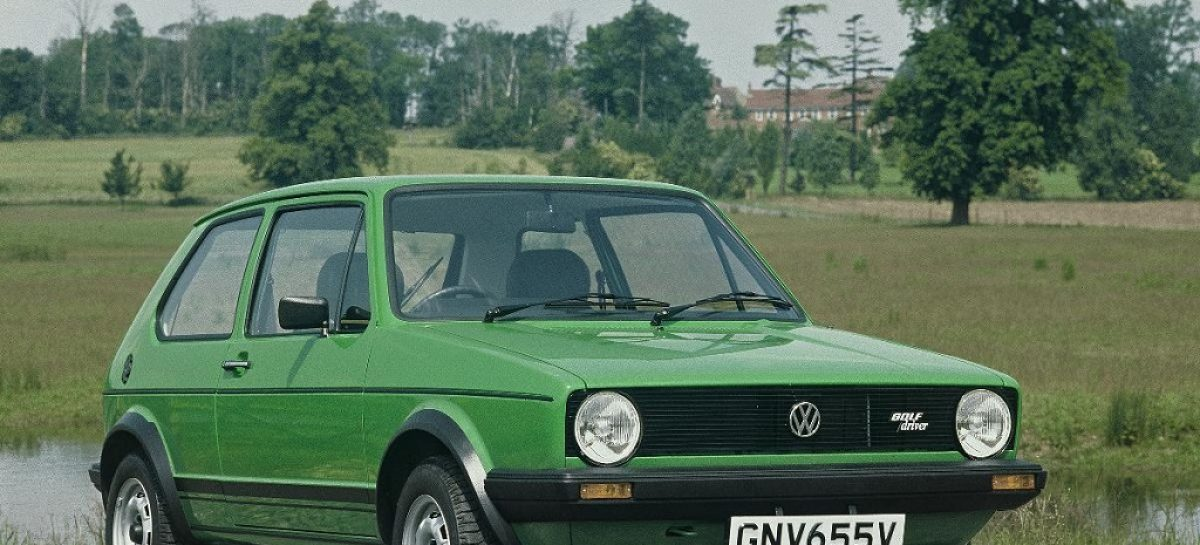Volkswagen Golf — главная работа Джорджетто Джуджаро