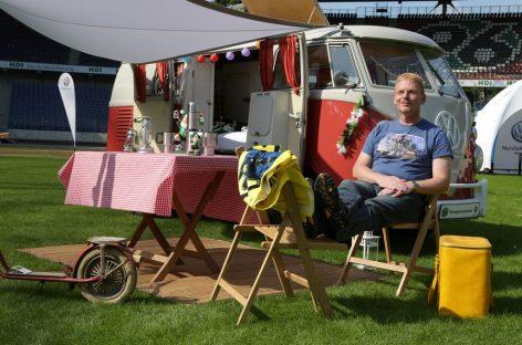 Пикник с Volkswagen