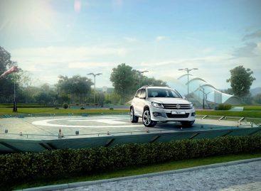Новый Tiguan Sport уже доступен в автосалонах