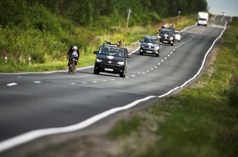 Семь дней в седле: велогонка Red Bull Trans-Siberian Extreme