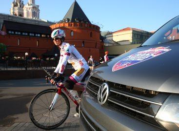 Volkswagen пройдет по маршруту Москва — Владивосток