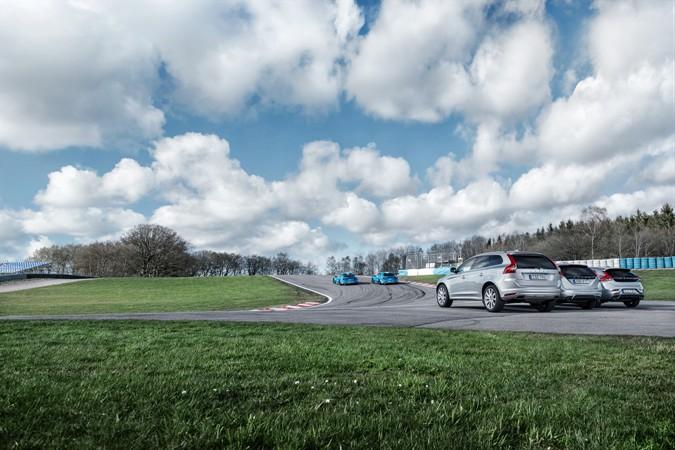 Volvo с тюнингом от Polestar Performance