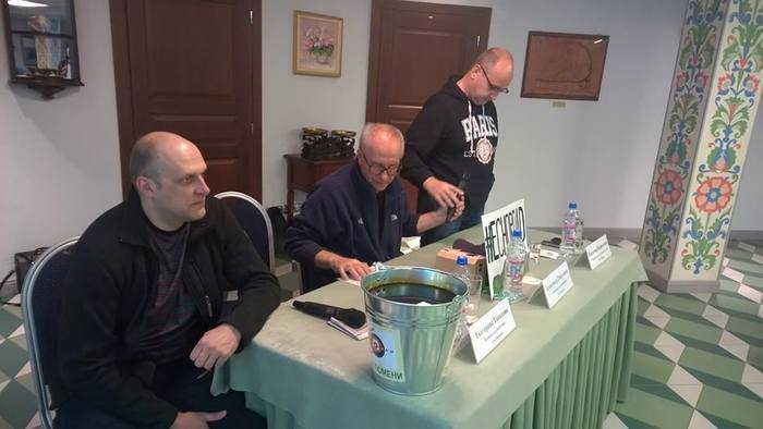 Встреча Эха Москвы со слушателями