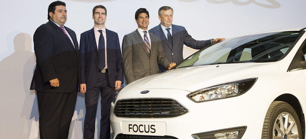 В России началось производство нового Ford Focus