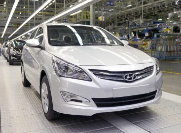 Российский завод Hyundai работает стабильно