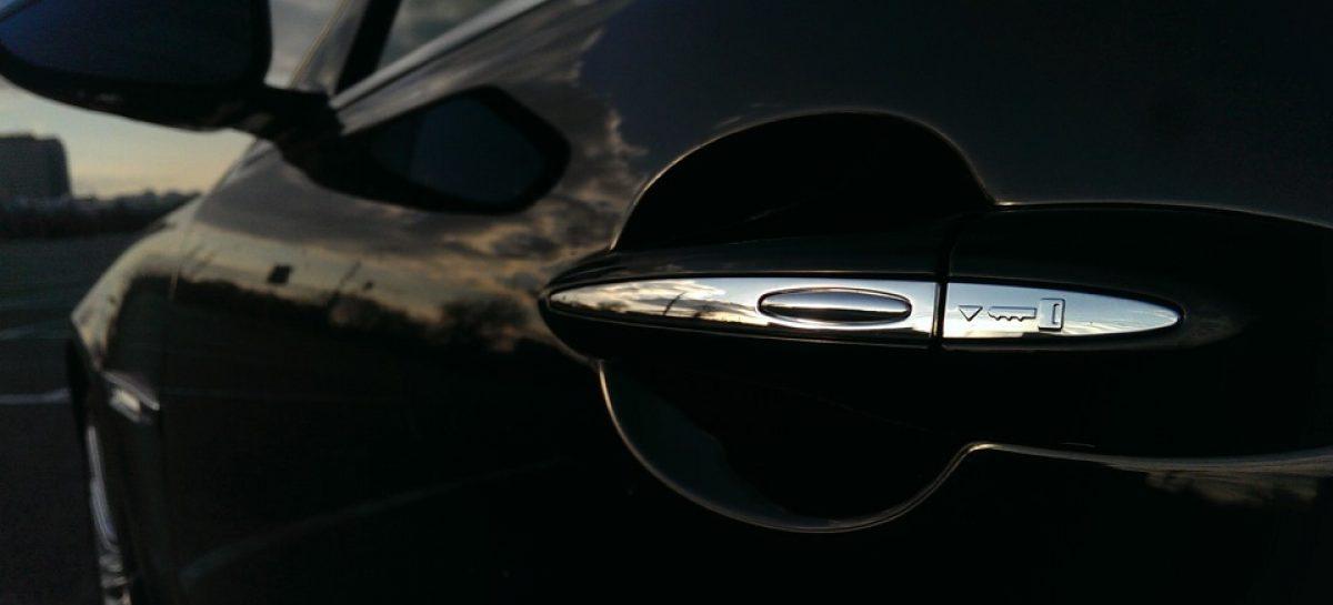 Тест-драйв Jaguar XJ L  – Тотем