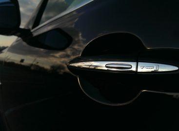 Тест-драйв Jaguar XJ L  — Тотем