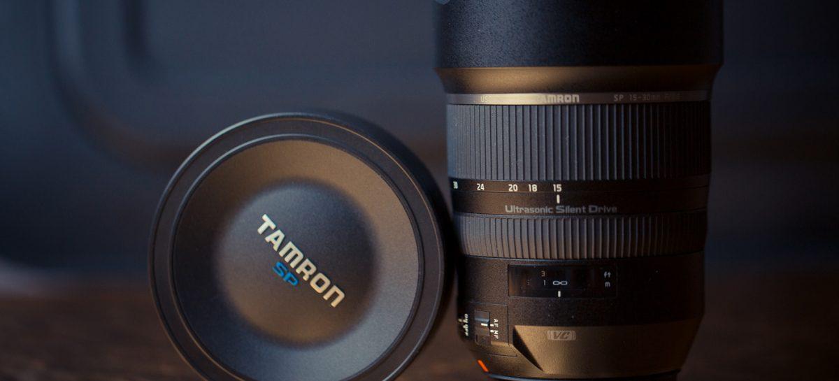 Кредо TAMRON – самые легкие и доступные по цене объективы