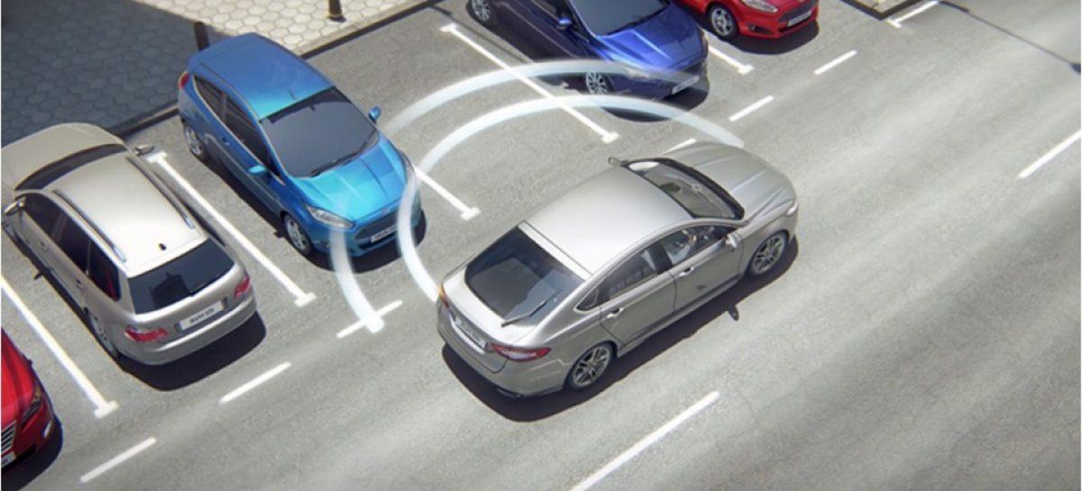 Как парковаться, не касаясь руля?