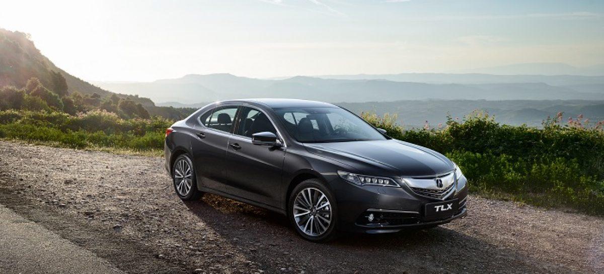 Acura снижает цену на седан TLX