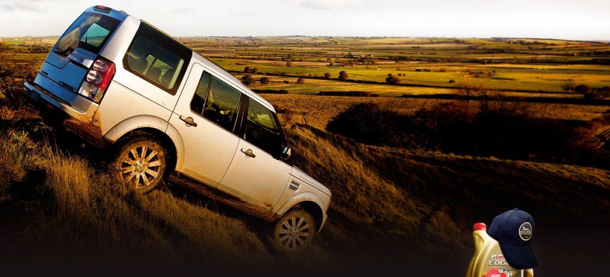 День с Land Rover в подарок от Castrol