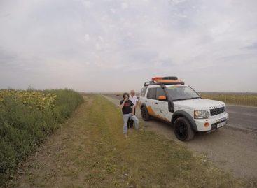 Автопробег Эха Москвы. Ставрополь
