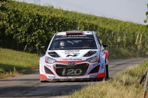 Экипаж Сордо, команда Hyundai Motorsport