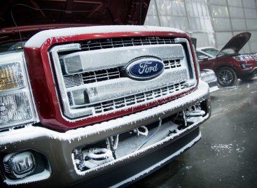 Экстремальное тестирование Ford