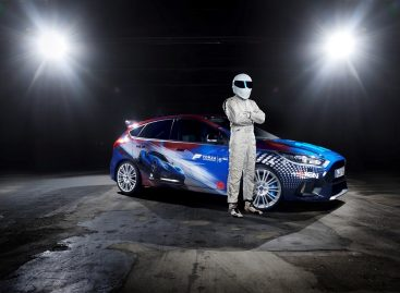 Ford Forza Focus RS от геймеров