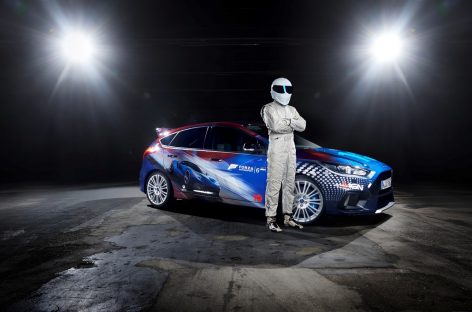 Ford Forza Focus RS от геймеров