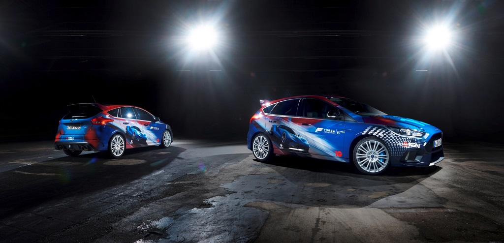 Ford Forza Focus RS