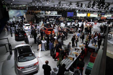 Что ожидать от Франкфуртского автосалона 2017 года