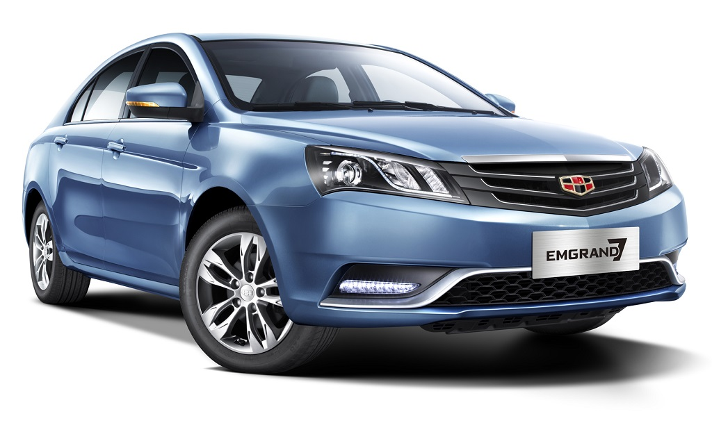 Geely Emgrand EC