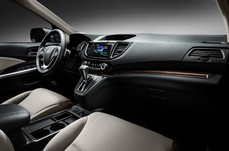 Обновленный Honda CR-V: цены и комплектации