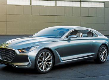 Новое купе Hyundai Vision G