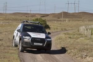 Волок - Туркестан 2015 Audi Q7 2015