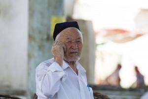 Ошский рынок Волок Туркестан 2015