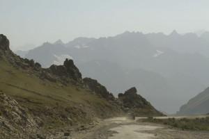 Перевал Калдама Волок Туркестан 2015