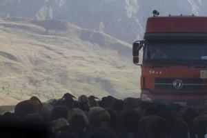 Анзобский перевал Волок Туркестан 2015
