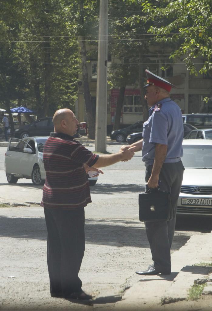 Волок-Туркестан 2015 на пути в Душанбе
