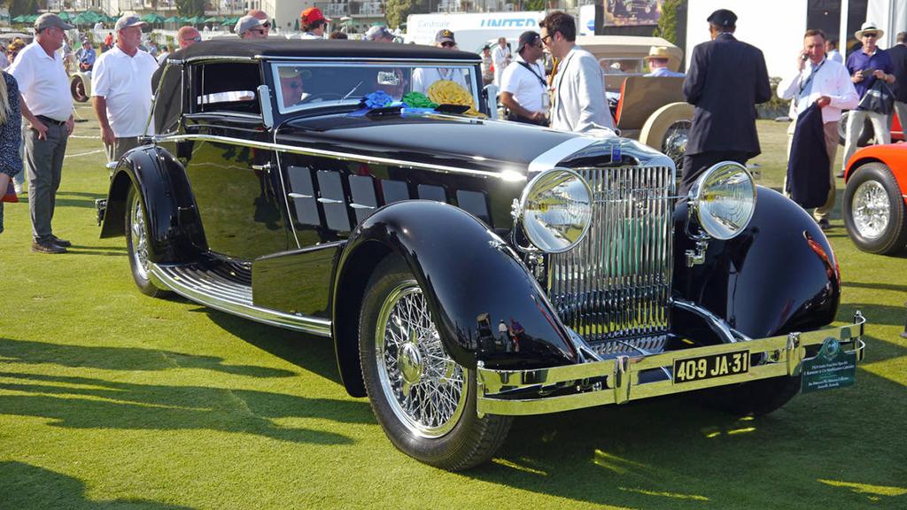 Isotta Fraschini Tipo 8 1924 года выпуска