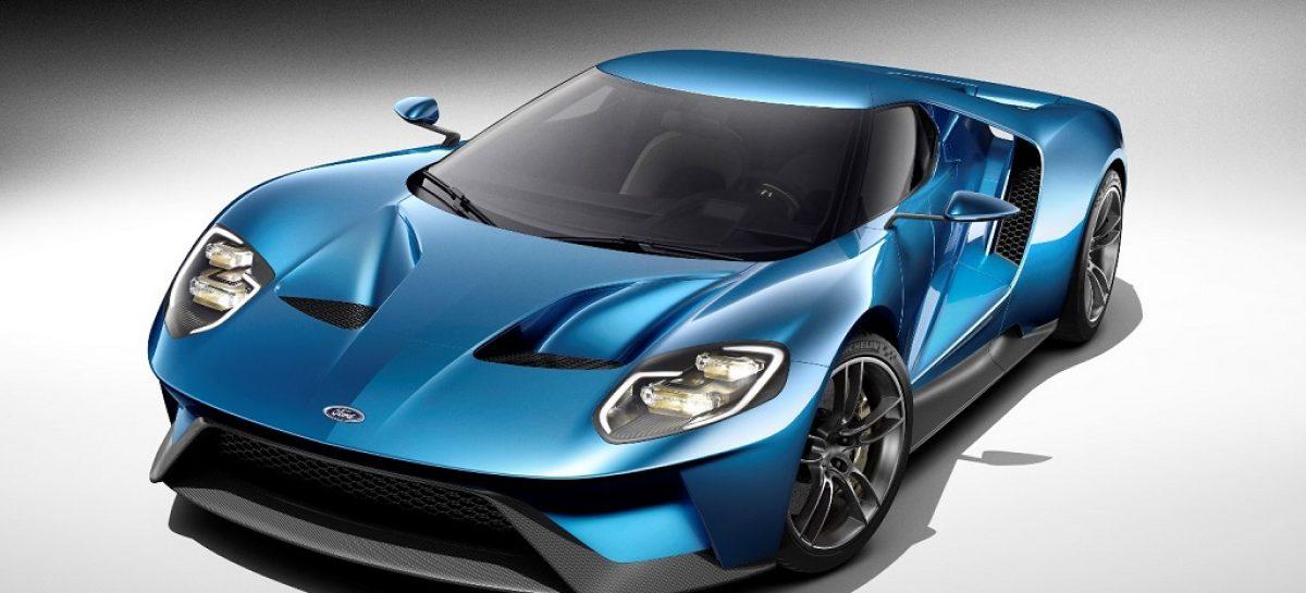 Американцы признали Ford GT концептом года