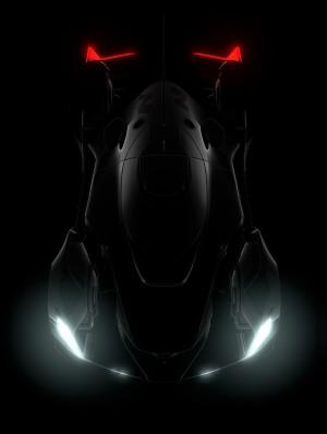 Концепткар Hyundai N 2025 Vision Gran Turismo