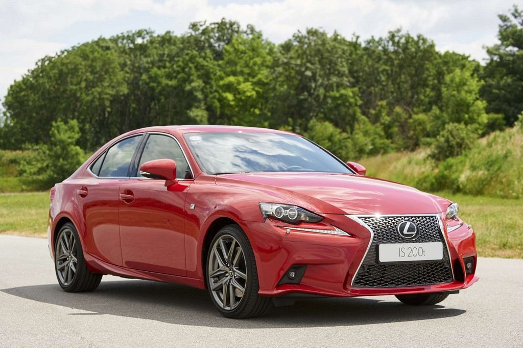 Lexus IS 200t 2015