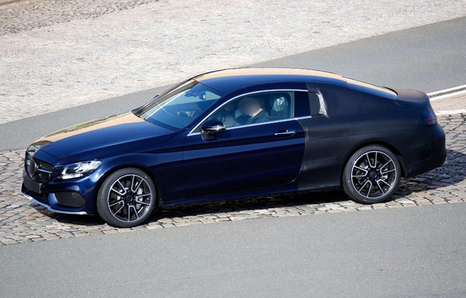 Mercedes C-Class Coupe 2016