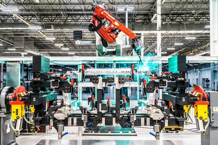 Новый автомобильный завод для Acura NSX